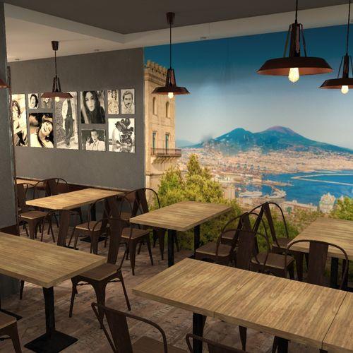 Bella Napoli - restauracja - Kondratowicza