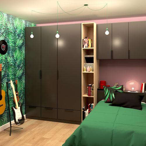 Pokój dla osiemnastolatki