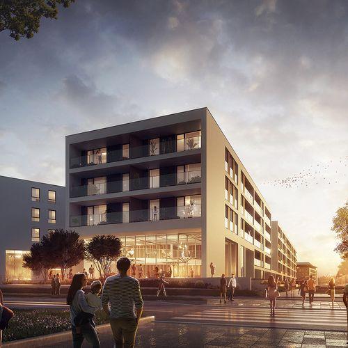 Apartamenty, Warszawa