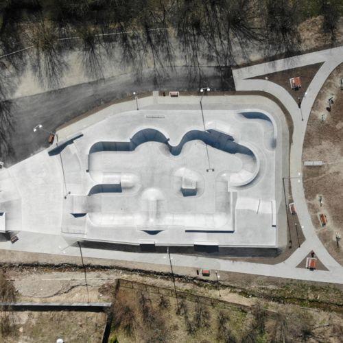 Skatepark à Słomniki