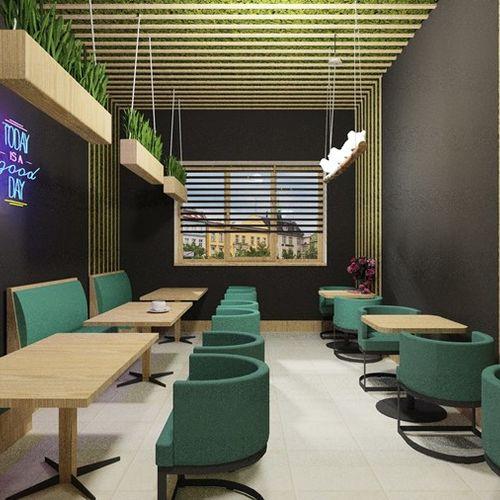 Kawiarnia we Wrocławiu