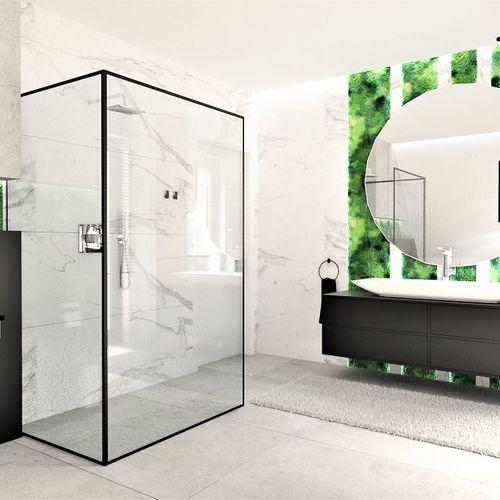 Łazienka z mchem