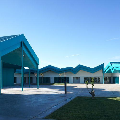 Colegio de Cuarte de Huerva, Zaragoza, Spain