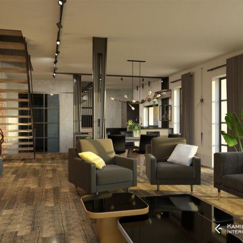 Loft style living