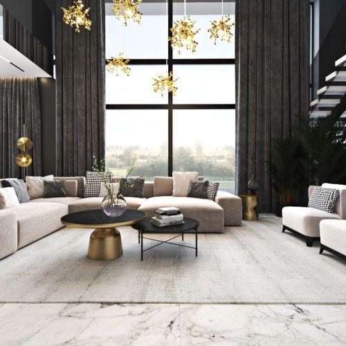 Luksusowe wnętrza domu – cz. 1