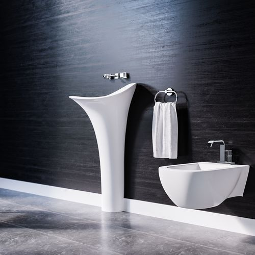 Wizualizacja łazienki dla ZICCO GmbH