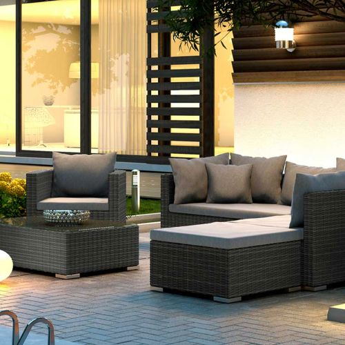 Garden sofas and sets