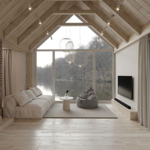 dom nad jeziorem | lake house