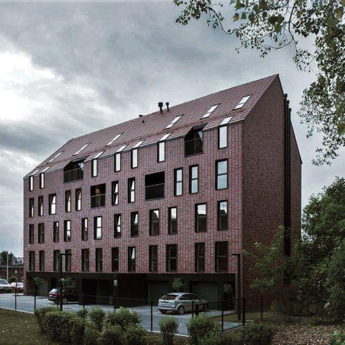 Apartment Nowy Werdon in Katowice