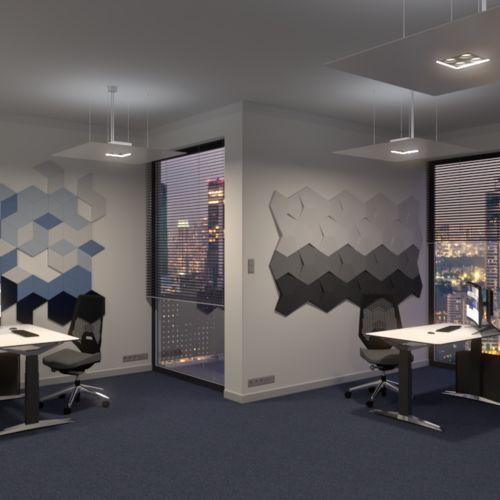 Quiet workspace | VANK, LABRA, FLUFFO