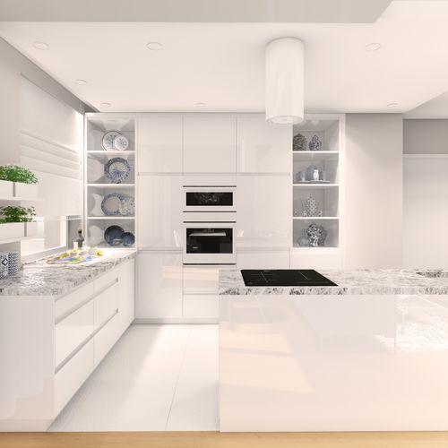 Projektowana powierzchnia mieszkania 44 m2