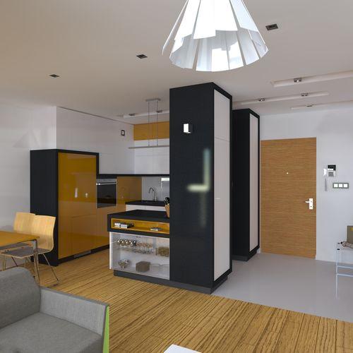 MENNICA - Apartament 50m2