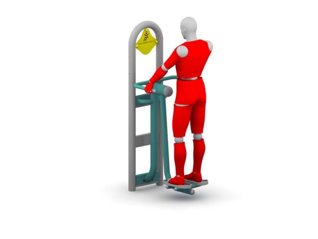 Outdoor gyms, Pendulum II, Müller Jelcz-Laskowice Sp. z o.o