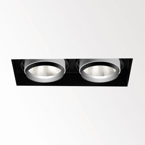 Recessed Lamps, GRID IN TRIMLESS 2 HP 303027-9, Delta Light