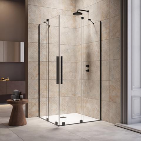 Shower Cabins, Shower enclosure Furo KDD, Radaway