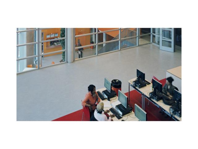 Resilient Flooring, Conductive linoleum, FORBO FLOORING
