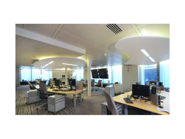 Dropped Ceilings, Barrisol Acoustic A15 Nanoperf, BARRISOL