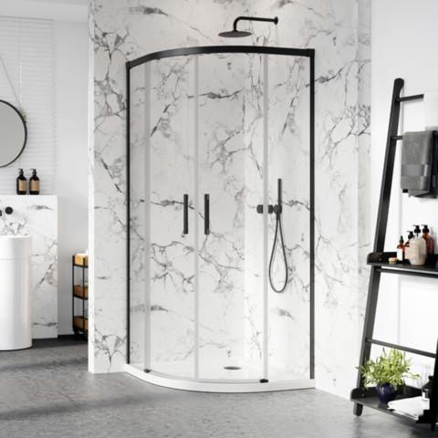 Shower Cabins, Shower enclosure Idea PDD, Radaway
