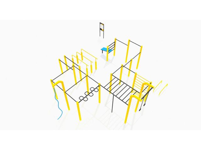 Flowpark, Flowpark Standard XL, Flowparks