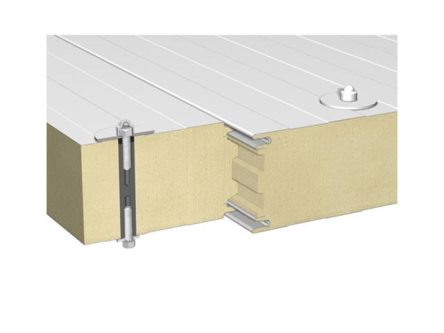 Sandwich panels, BALEXTHERM-PU-F, Balex Metal