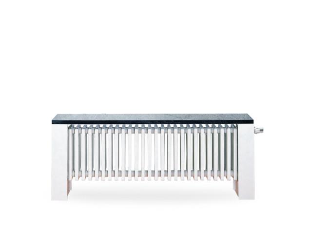 Heaters, Delta Column Bench V, Purmo