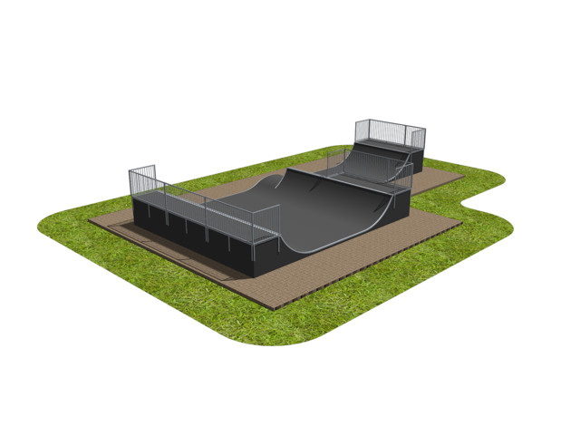 Skatepark, Ramp 131218, Grupa Techramps