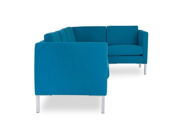 Zestawy, Lounge Platinium narożnik, Kleiber