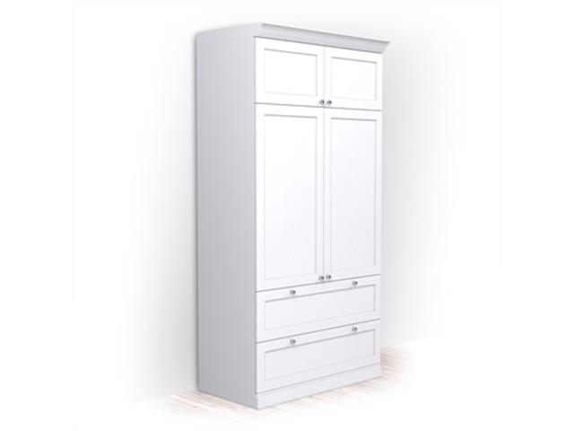 Wardrobes, Wardrobe 60x120x240 - classic line, ELEN Sp. z o.o.