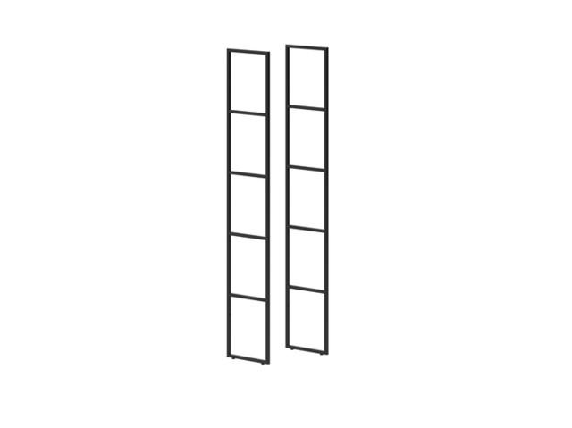 Akcesoria meblowe, Stelaż stojący (regał) SR17, GAMET