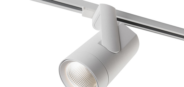 Track Lighting Systems, Kanon, Modular Lighting Instruments