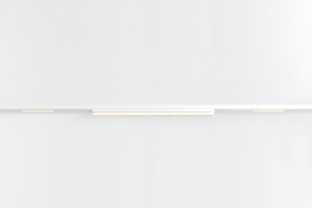 Track Systems Lamps, Pista linear SPOTS, Modular Lighting Instruments