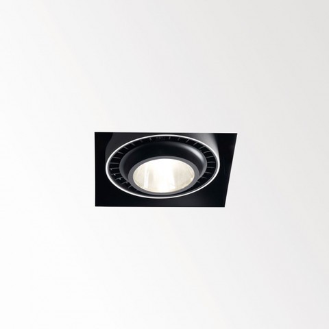 Recessed Lamps, GRID IN TRIMLESS 1 OPTO 20 93055, Delta Light