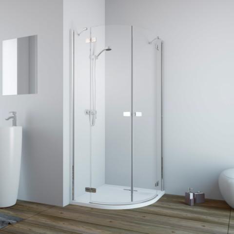 Shower Cabins, Shower enclosure Fuenta New PDD, Radaway