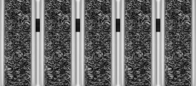 Wycieraczki i Maty, Wycieraczka obiektowa, systemowa, osuszająca Unimat 12 T, Unimat