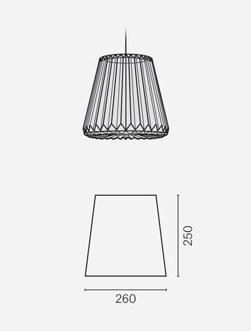 Hanging Lamps, GEMINI  LAMP, KLER SA