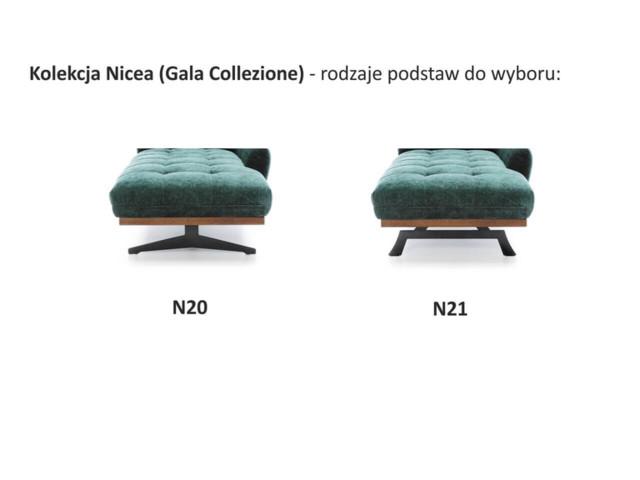 Sofy i Kanapy, Sofa Nicea, Gala Collezione
