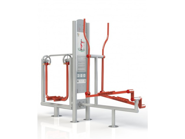 Outdoor gyms, , HUSE outdoor fitness company
