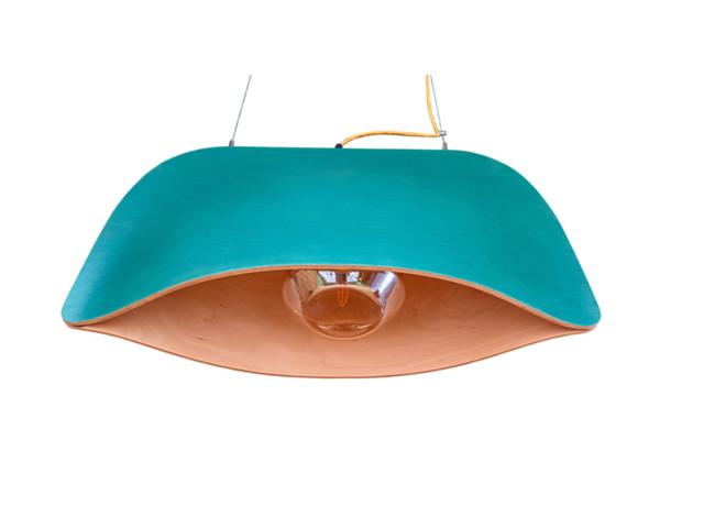 Lampy zwieszane, Lampa wisząca – Lobe, BESTER STUDIO