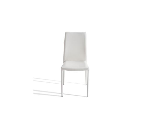 Krzesła, KRZESŁO NAPOLI WHITE, KLER SA