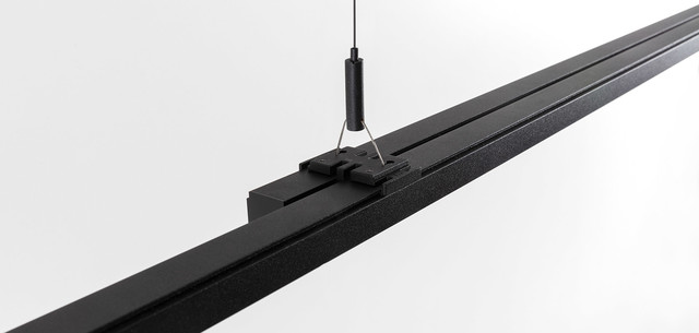 Track Lighting Systems, Pista linear, Modular Lighting Instruments