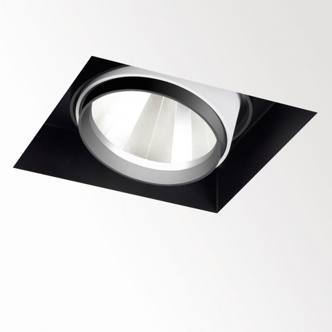 Recessed Lamps, GRID IN TRIMLESS 1 HP 303027-9, Delta Light