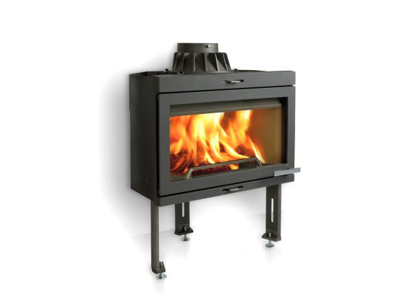 Fireplace Inserts, Jøtul I 400 Flat, JOTUL