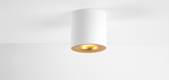 Recessed Lamps, Smart cake, Modular Lighting Instruments