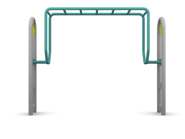 Outdoor gyms, Horizontal Ladder, Müller Jelcz-Laskowice Sp. z o.o