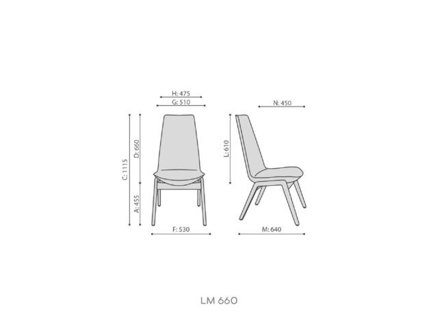 Armchairs, LUMI LM W 660, Bejot