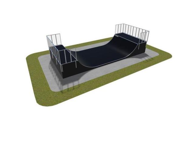 Skatepark, , Grupa Techramps