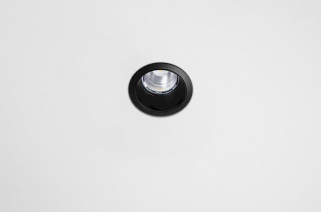 Lampy wpuszczane, Hedion 60 LED Trim IP65, Labra