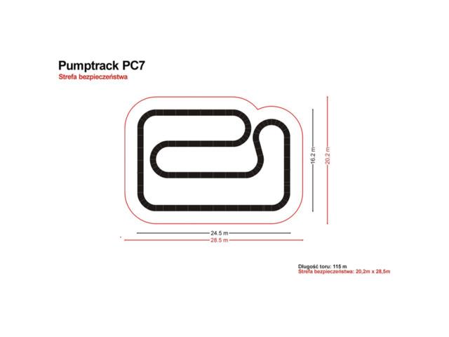 Pumptrack, Pumptrack PC7, Pumptrack.eu