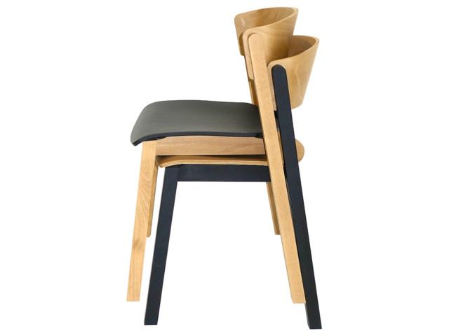 Krzesła, KRZESŁO NOWOCZESNE CAVA AS, MEBLE RADOMSKO