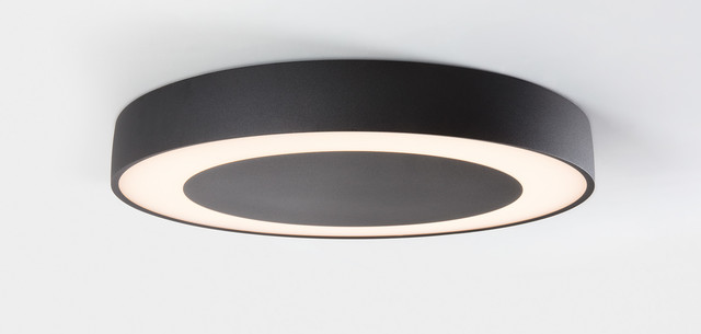 Wall Lamps, Flat moon eclips, Modular Lighting Instruments